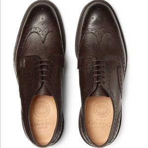 EUC Joseph Cheaney & Sons Brown Bexhill Brogues